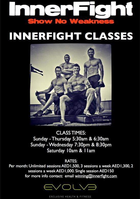 March Class Flyer