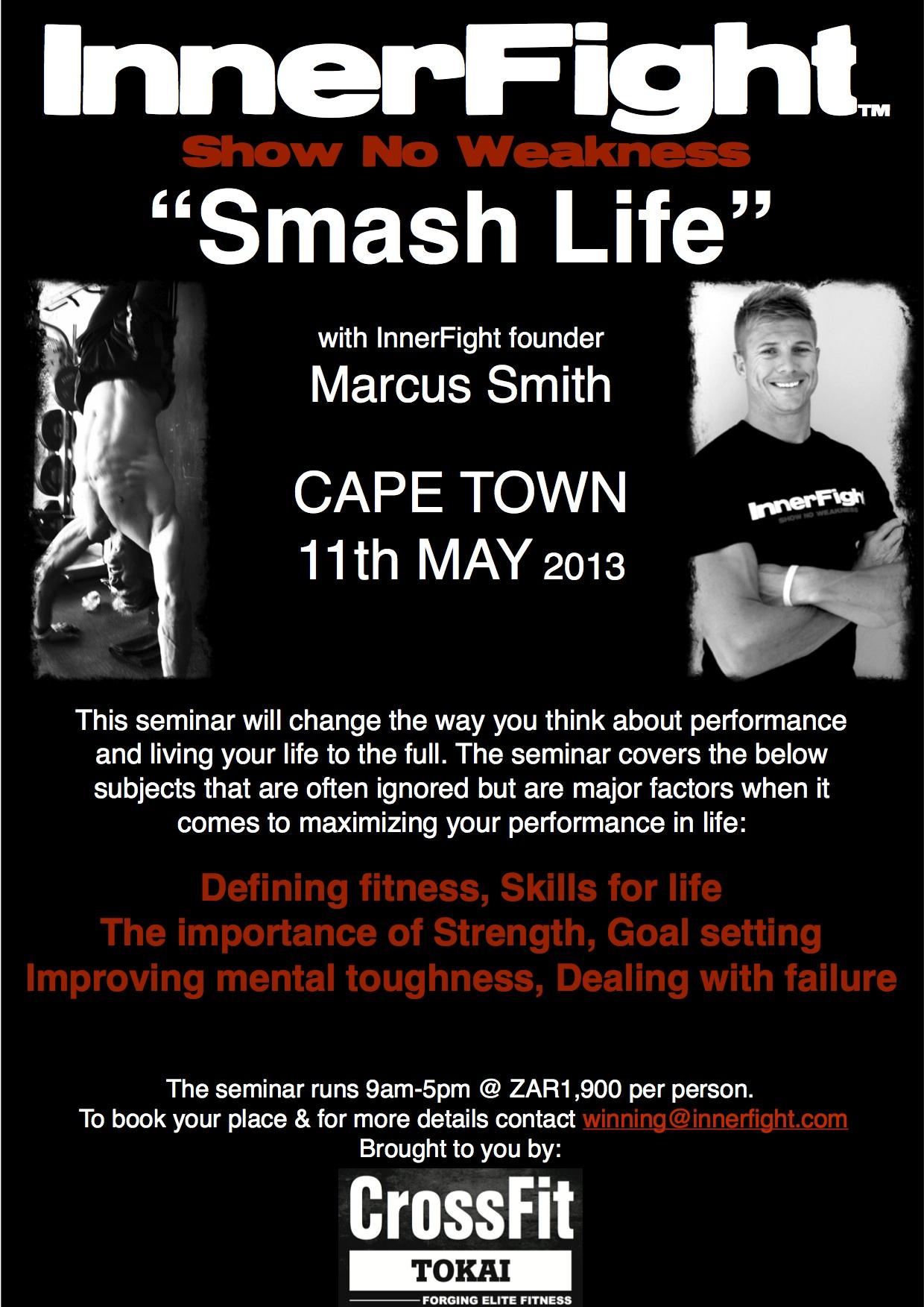 InnerFight Smash Life SA Final